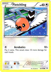 Fletchling - 82/108 - Common