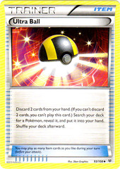 Ultra Ball - 93/108 - Uncommon