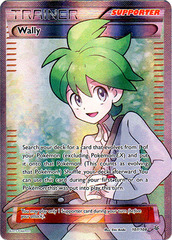 Wally - 107/108 - Full Art Ultra Rare