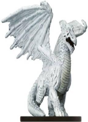 Large White Dragon