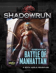 Shadowrun: Boardroom Backstabs Battle of Manhattan