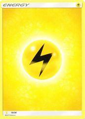Lightning Energy - 6/30 - HS Trainer Kit (Raichu)