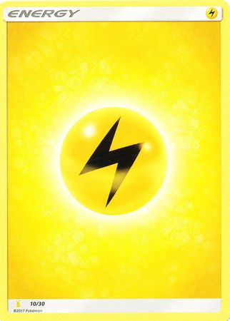 Lightning Energy - 23/30 - XY Trainer Kit (Raichu)