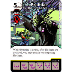 Brainiac - Twelfth-Level Intelligence (Card Only)