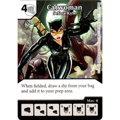 Catwoman - Selina Kyle (Card Only)