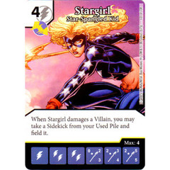 Stargirl - Star Spangled Kid (Card Only)