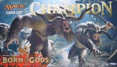 Born of the Gods: Game Day Champion Playmat