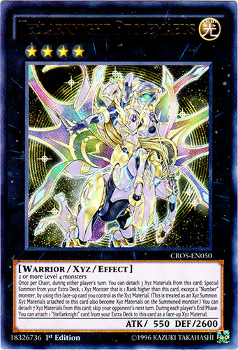 CROS-EN092 1st Edition 3 x Cybernetic Fusion Support - Common