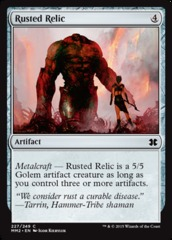 Rusted Relic - Foil
