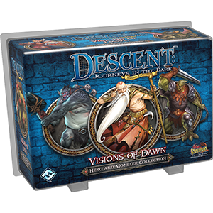Descent 2nd Edition: Visions of Dawn