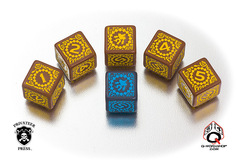 Iron Kingdoms Dice Set