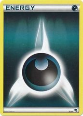Darkness Energy - 22/30 - BW Trainer Kit (Zoroark)