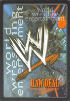 Overwhelming Crowd Support V19.0 Raw Deal WWE