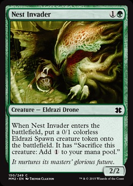 Nest Invader - Foil