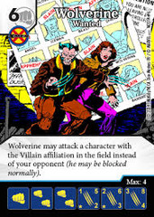 Wolverine: Wanted - Marvel Dice Masters Promo