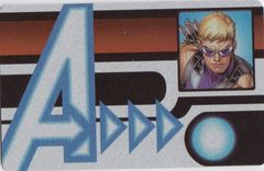 Hawkeye - AVID-002 - Common
