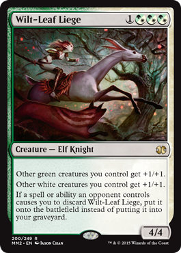 Wilt-Leaf Liege