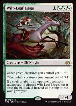 Wilt-Leaf Liege - Foil