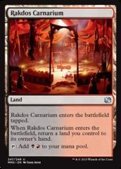 Rakdos Carnarium - Foil