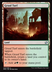 Gruul Turf - Foil (MM2)