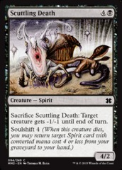 Scuttling Death - Foil