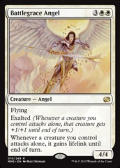 Battlegrace Angel on Channel Fireball
