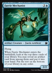 Faerie Mechanist - Foil