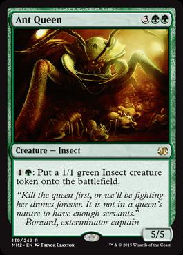 Ant Queen - Foil