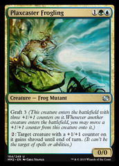 Plaxcaster Frogling - Foil