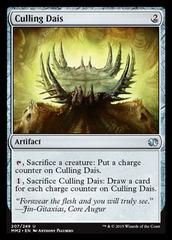 Culling Dais - Foil (MM2)