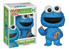 #02 - Cookie Monster (Sesame Street)