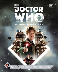 Doctor Who: The Eighth Doctor Sourcebook