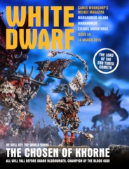 White Dwarf Issue 59: 14 March 2015