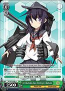 1st Akatsuki-class Destroyer, Akatsuki - KC/S25-E046 - U