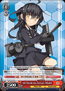 10th Mutsuki-class Destroyer, Mikaduki - KC/S25-E107 - C