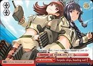 Torpedo ships, heading out! - KC/S25-E126 - CC