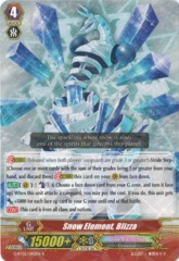 Snow Element, Blizza - G-BT02/043EN - R