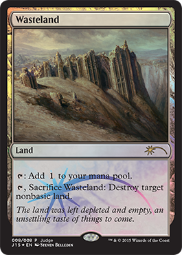 Wasteland (Judge Foil 2015)