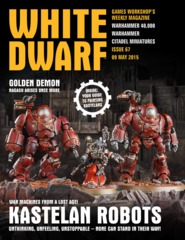 WHITE DWARF ISSUE 67: 09 MAY 2015