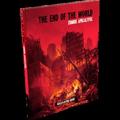 The End of the World: Zombie Apocalypse (In Store Sales Only)