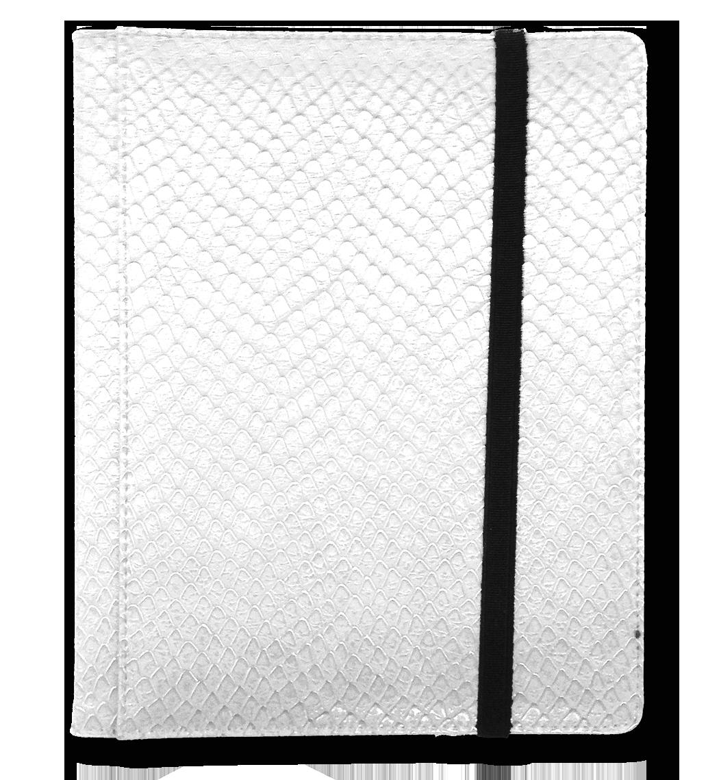 Dragon Hide - 4 Pocket - White