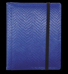 Dragon Hide - 4 Pocket - Blue