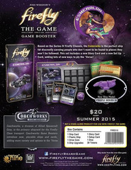 Firefly: The Game - Esmeralda Expansion © 2015 GF9 FIRE010