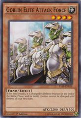 Goblin Elite Attack Force - YS15-ENL05 - Common - 1st Edition on Channel Fireball