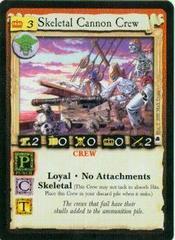 Skeletal Cannon Crew