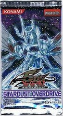 Stardust Overdrive Unlimited Booster Pack