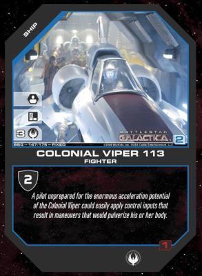 Colonial Viper 113