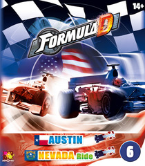 Formula D: Circuits 6 - Austin & Nevada Ride
