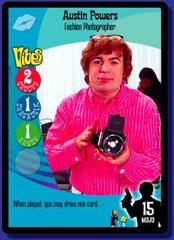 Austin Powers Fashion Photographer