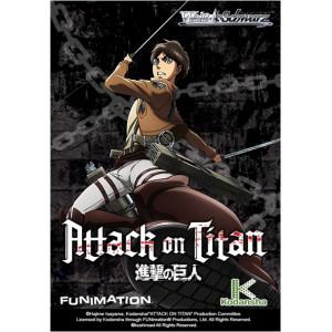 Attack on Titan Trial Deck